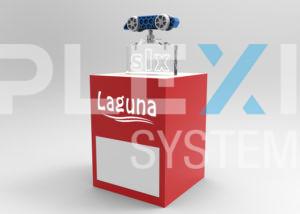 Event stand reklamowy promocja plexisystem