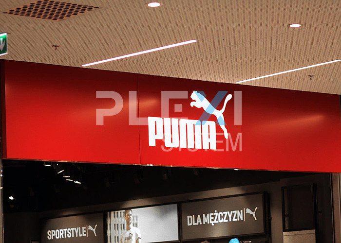 kaseton litery przestrzenne reklama reklama przestrzenna plexisystem